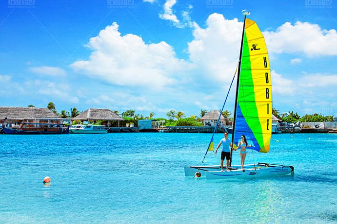 马尔代夫07月客照之跟你出海