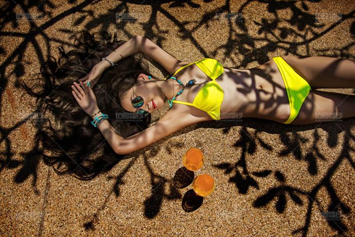 普吉岛06月客照之享受日晒