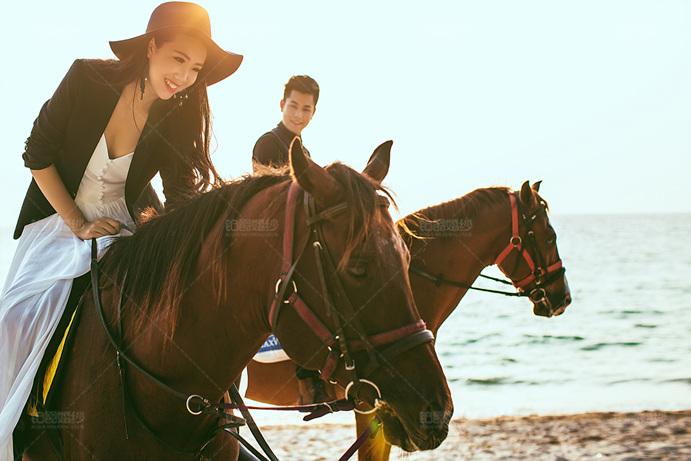 普吉岛05月客照之骑马欢乐