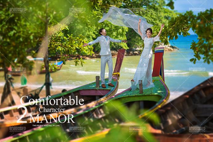普吉岛07月客照之丛林求婚