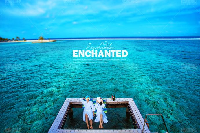 马尔代夫07月客照之二人世界