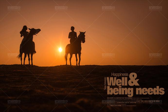 普吉岛06月客照之骑马闯荡