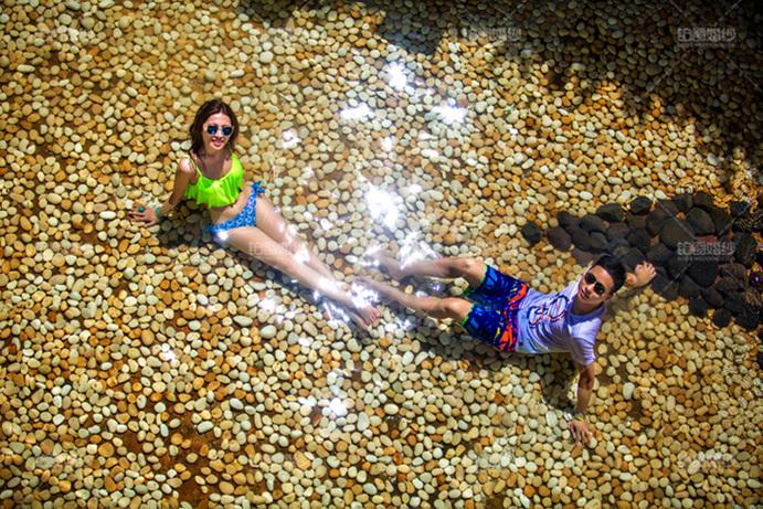 巴厘岛04月客照之惬意晒日光浴