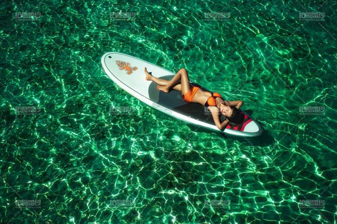马尔代夫05月客照之水上休息