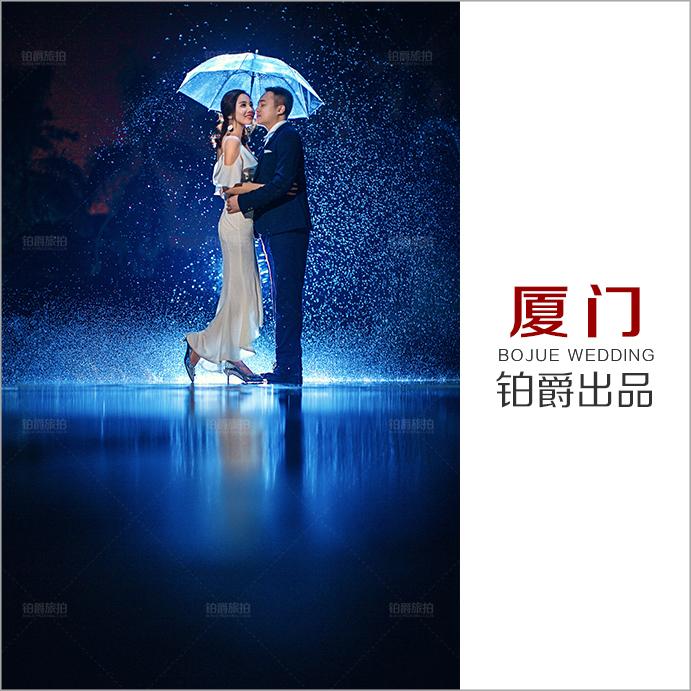 12月客照(三)雨中的浪漫