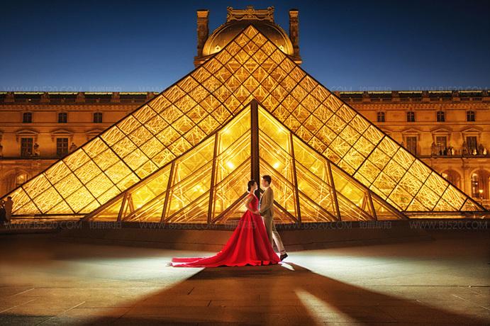 欧式风格婚纱照拍摄技巧介绍