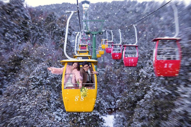 在丽江旅拍的惊喜体验