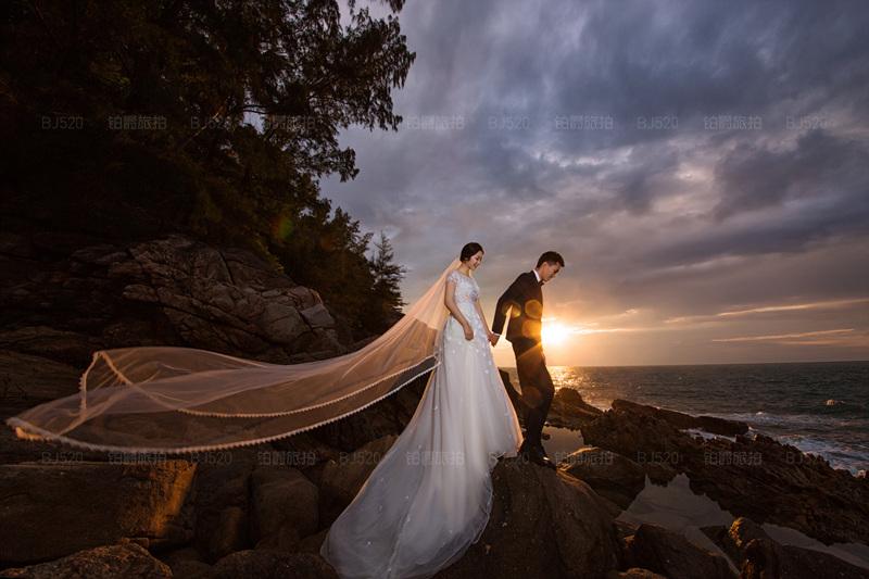 普吉岛旅拍婚纱照的浪漫日记
