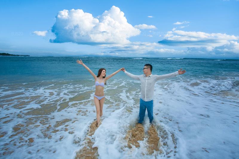选择铂爵旅拍巴厘岛婚纱照是最正确的决定