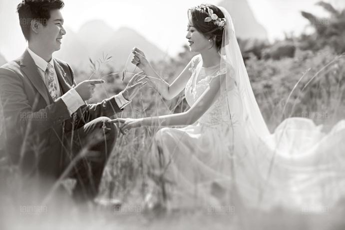 桂林婚纱照哪家好,铂爵旅拍桂林旅拍好吗,铂爵旅拍桂林店,桂林旅拍