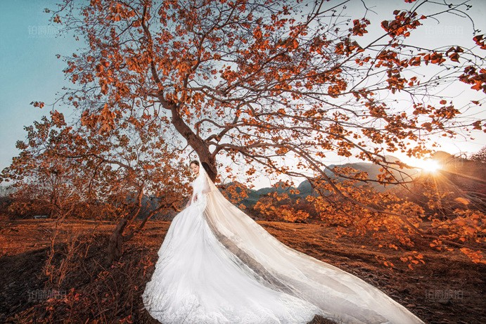 婚纱旅拍去哪里