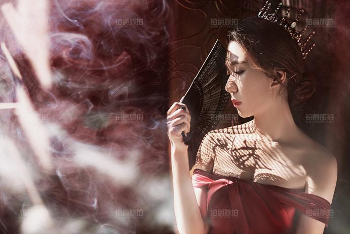 洱海婚纱照