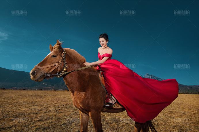 丽江旅拍婚纱摄影的美,你无法想象