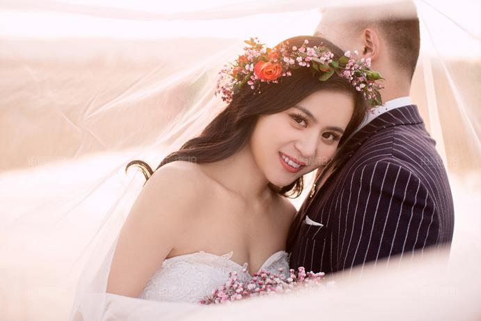 丽江旅拍满足我对婚纱照的一切想象
