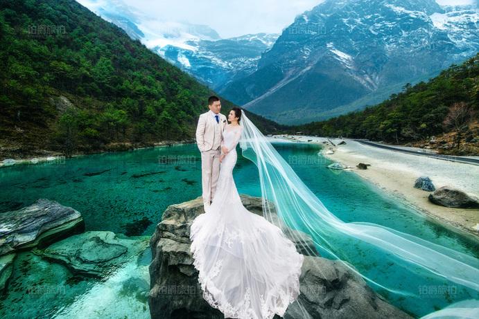 丽江旅拍婚纱照如此美轮美奂