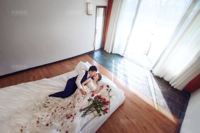 一定要去桂林拍婚纱照