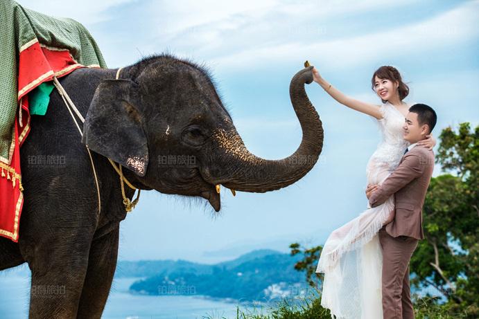 普吉岛海外婚纱摄影哪家好