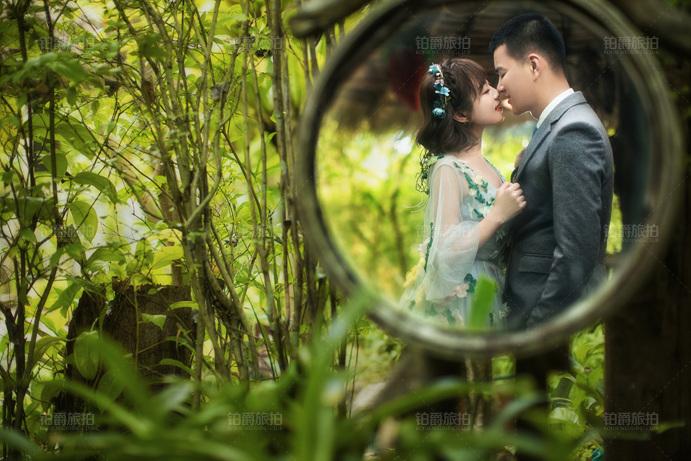 如何分辨海外婚纱摄影哪家好