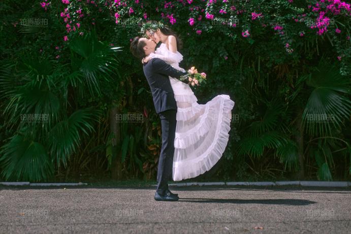 铂爵婚纱摄影真的很不错