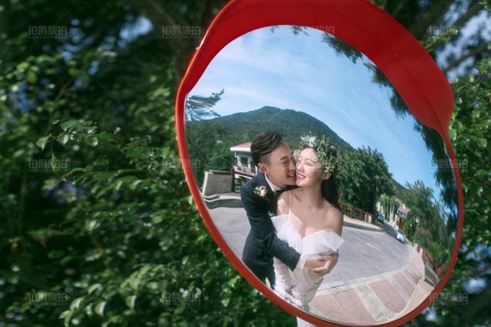 铂爵婚纱摄影多少钱