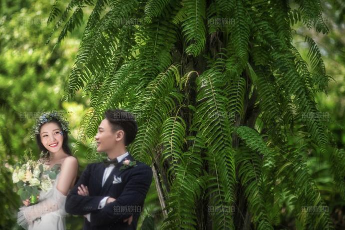 铂爵婚纱摄影真的很专业