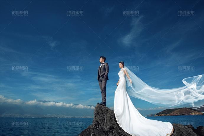 大理旅拍婚纱照贵不贵