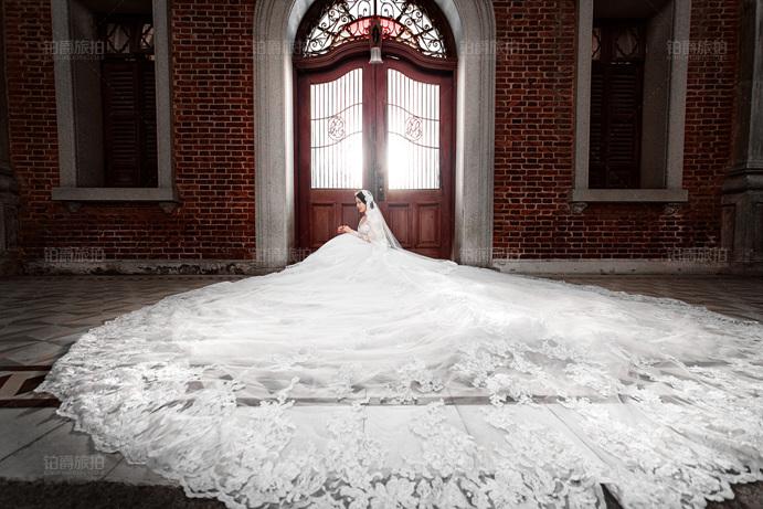 唯美的婚纱照去哪里拍