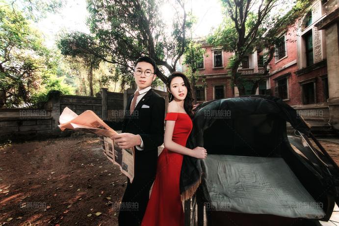 美好的婚纱照去哪里拍