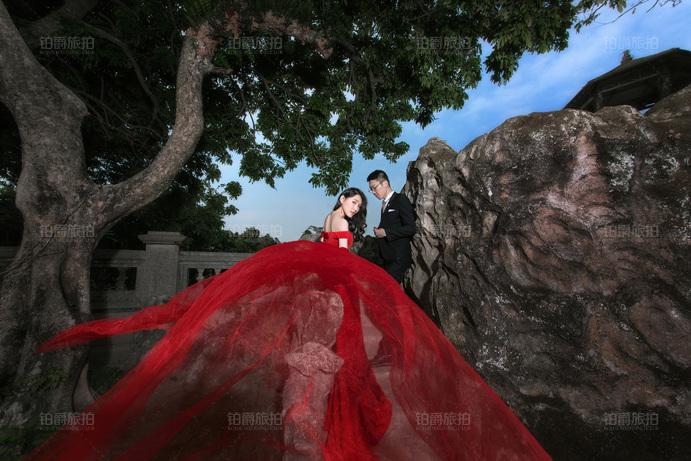 大家的婚纱照去哪里拍的