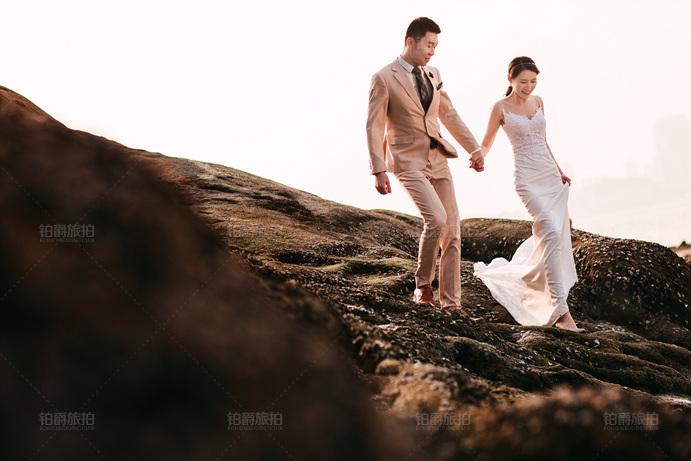 优秀的婚纱照去哪里拍