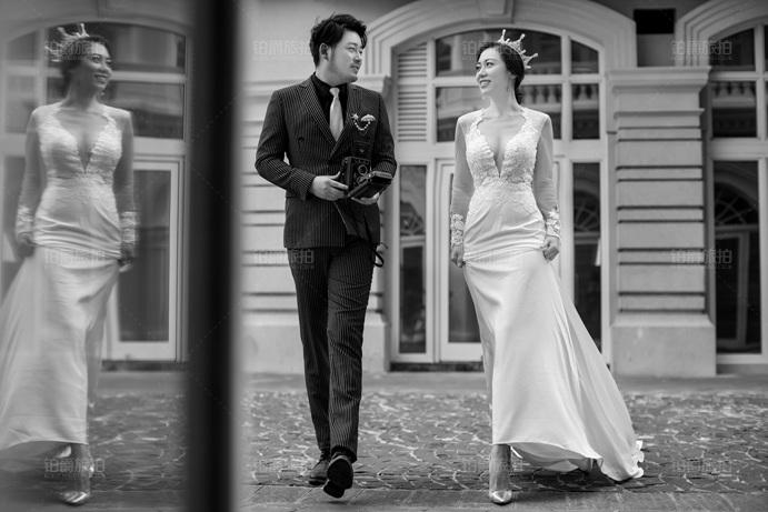 三亚铂爵旅拍婚纱摄影好不好