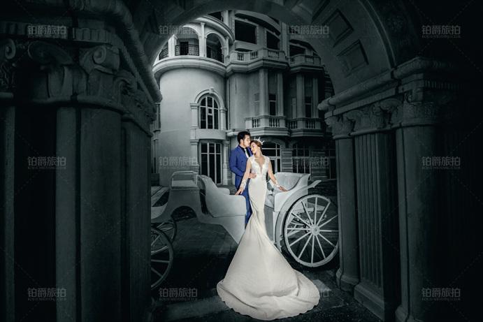三亚铂爵旅拍婚纱摄影怎么样