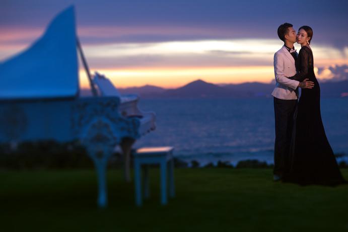 拍摄三亚婚纱照一般需要提前多久预定
