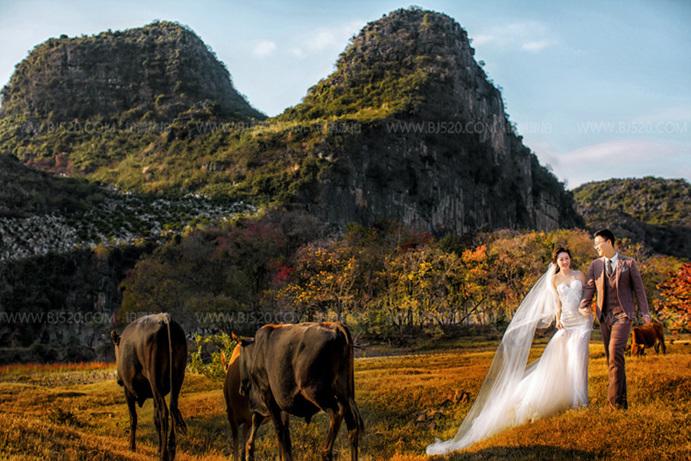 日本拍婚纱照时间的选择