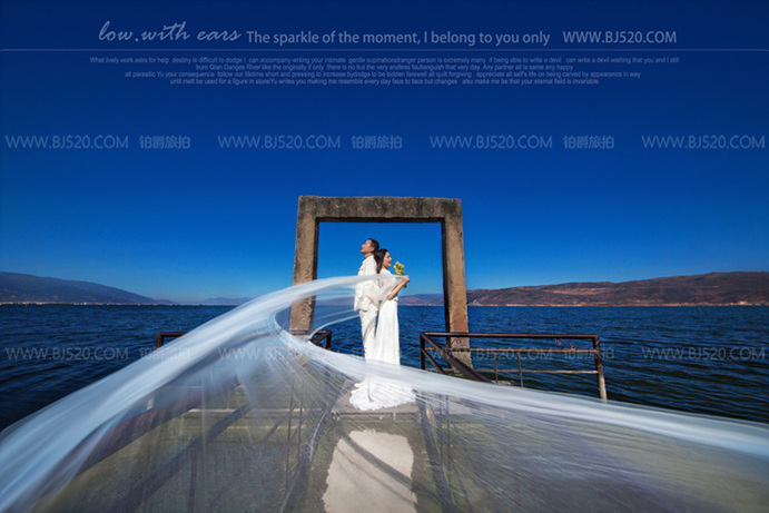 普吉岛婚纱照为你留下记忆中的模样