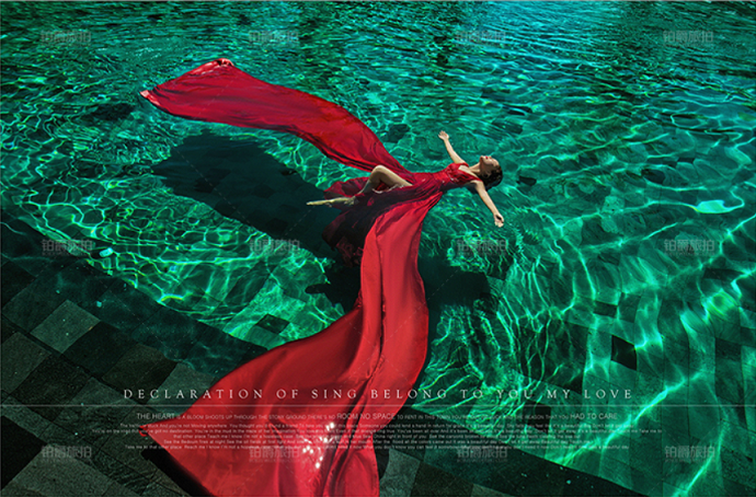 巴厘岛婚纱摄影技巧介绍 海景婚纱摄影如何拍?