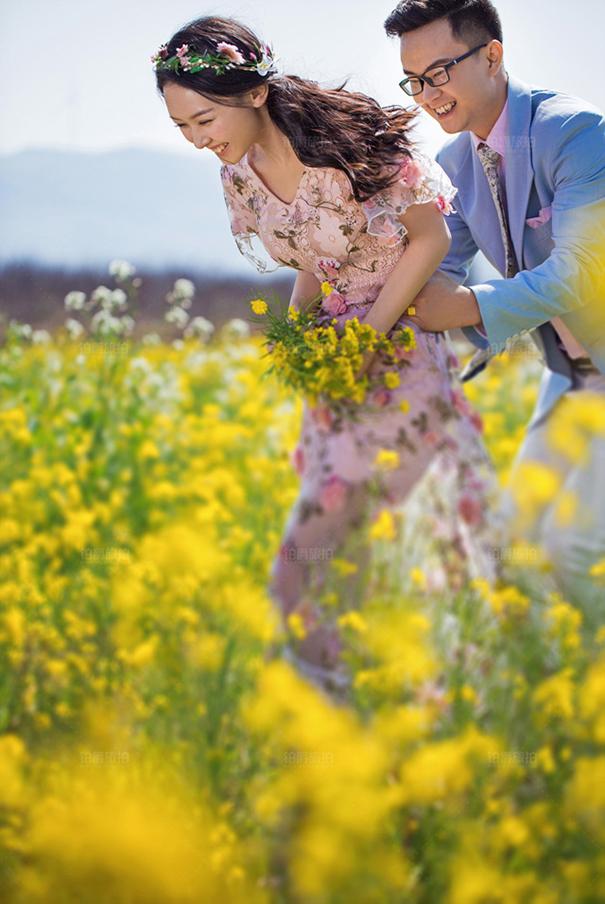 拍婚纱照时新娘拍婚纱照时妆面注意事项