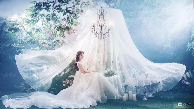 新人拍婚纱照探店该注意哪些方面