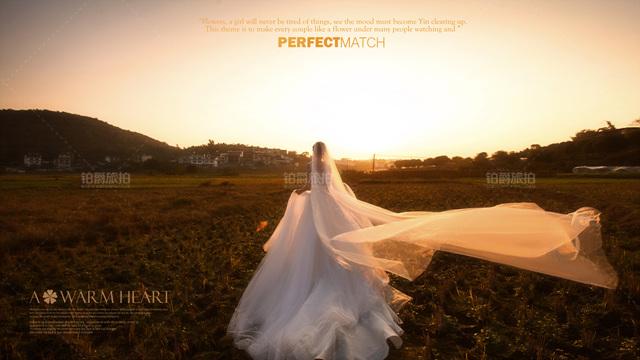 拍婚纱照价格多少钱合适