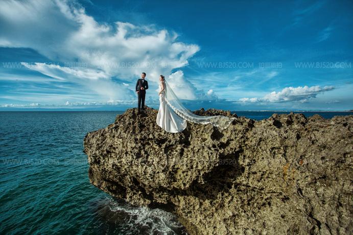 巴厘岛婚纱照赏析!这些经典有你喜欢的吗