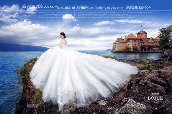 婚纱照怎么拍好看?几招教你如何拍出满意婚纱照
