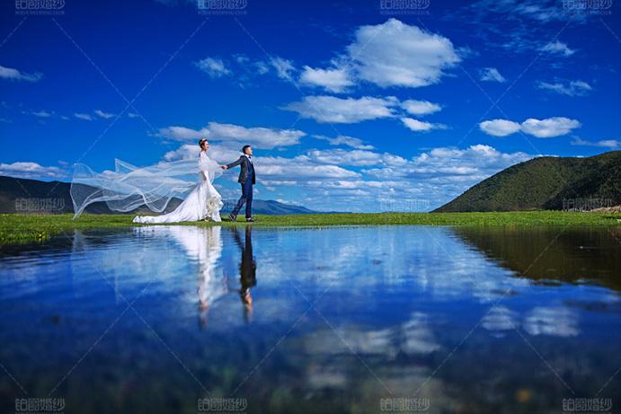 个性婚纱照有哪些?盘点几款备受关注的婚纱照