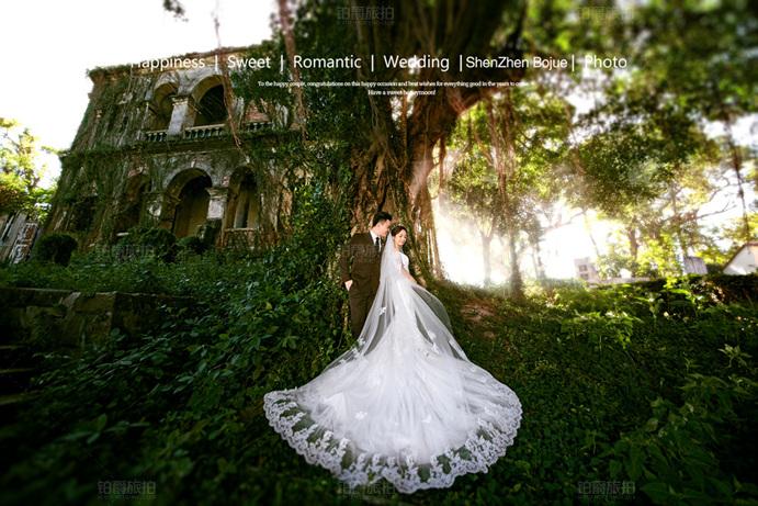 鼓浪屿婚纱照拍什么风格好