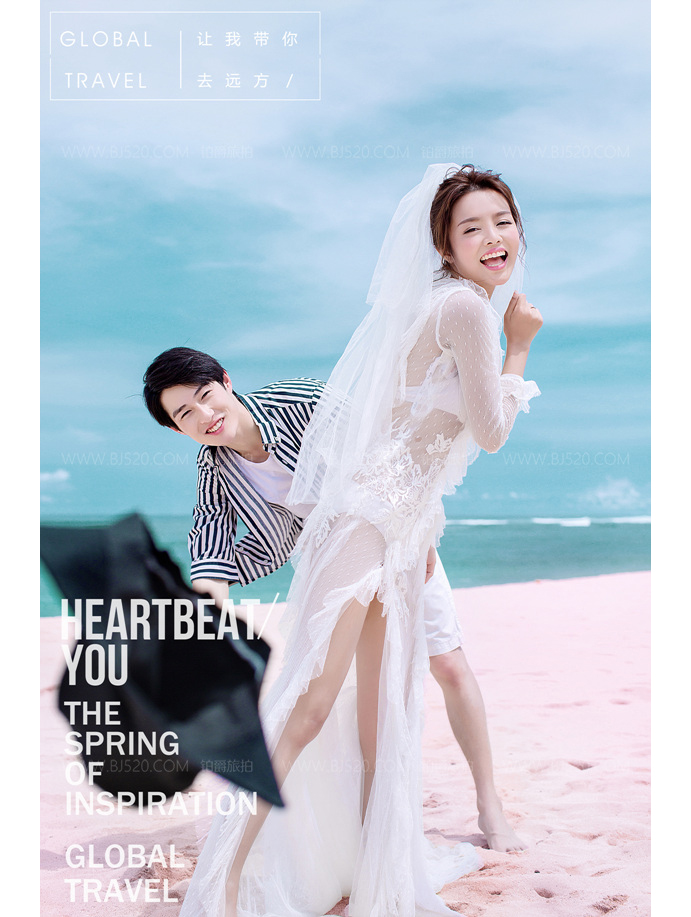 巴厘岛婚纱摄影适合拍婚纱照的场景