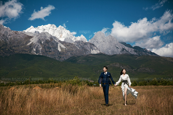 香格里拉旅拍婚纱照必去景点介绍