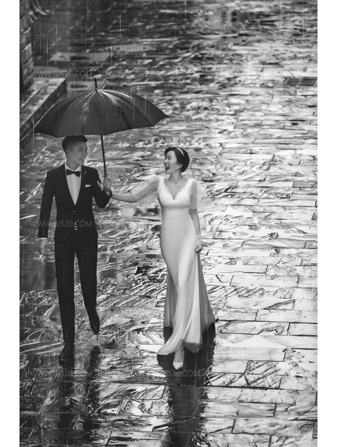 香港婚纱摄影唯美大片的婚纱照风格,你了解吗?