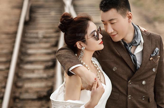 铂爵旅拍怎么样,让我们的大连婚纱照来告诉你
