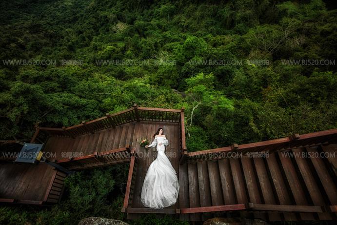 三亚婚纱摄影攻略介绍 户外婚纱照如何防晒