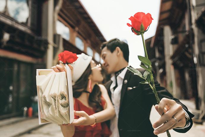 记一次浪漫的铂爵香格里拉旅拍
