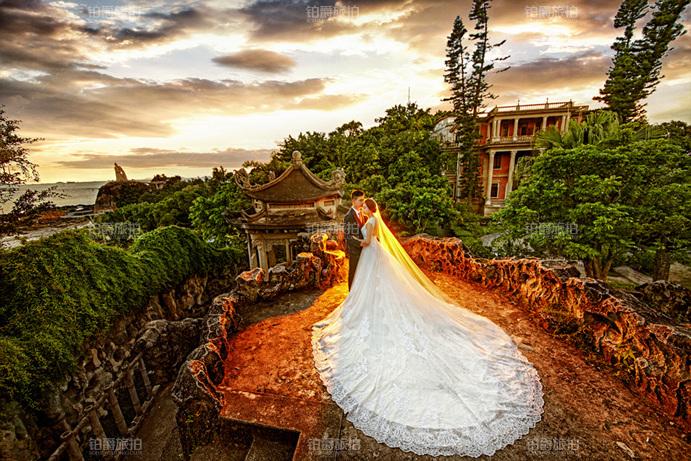 旅拍韩式婚纱照怎么样 婚纱摄影韩式婚纱照好不好